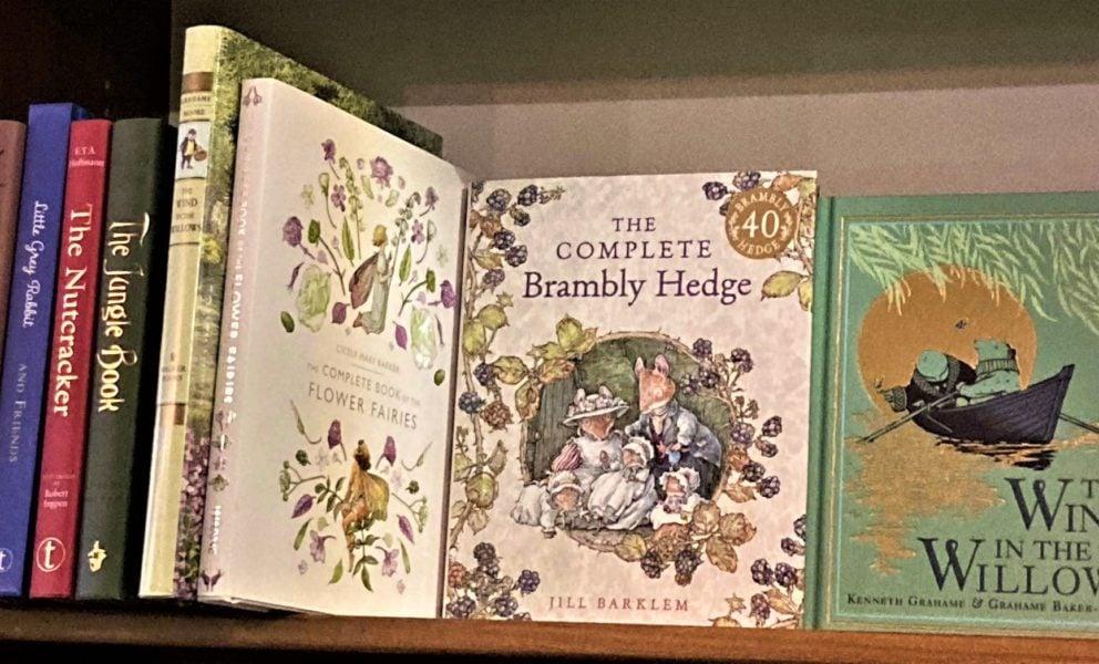 Childrens Classics Shelf