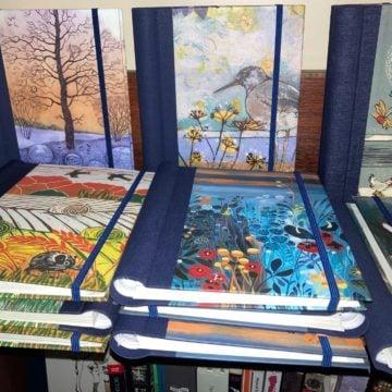 Gift Stationery Art Journals