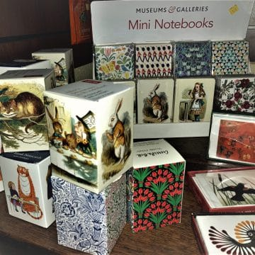 Gift Stationery Museums And Galleries Small Notebooks Notecards
