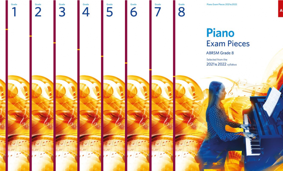 Sheet Music Abrsm Piano 2021 22