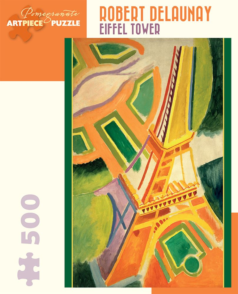 Jigsaw Eiiffel Tower 500 Piece