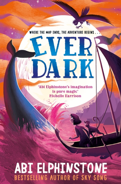 Ever Dark Abi Elphinstone 9781471194702