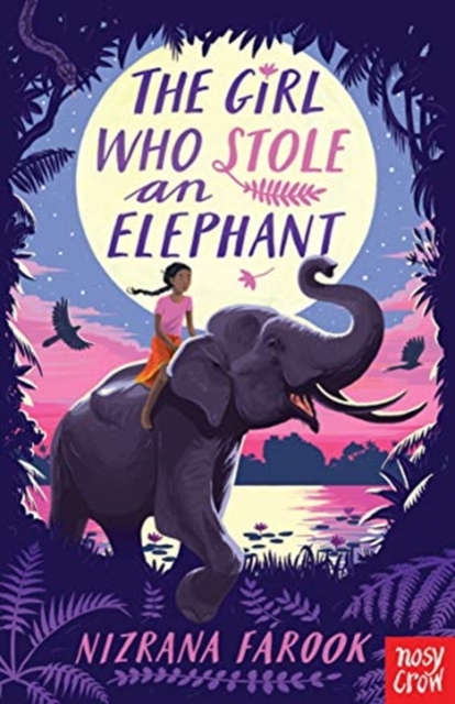 The Girl Who Stole An Elephant Nizrana Farook 9781788006347