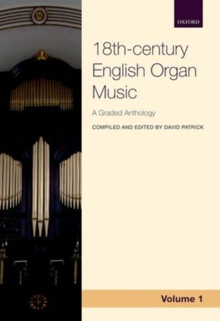 9780193389199 18th Century English Organ Music