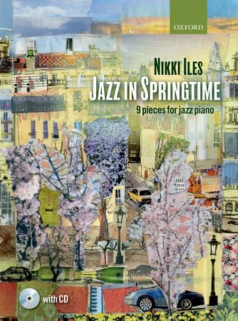 9780193391550 Jazz In Springtime Piano