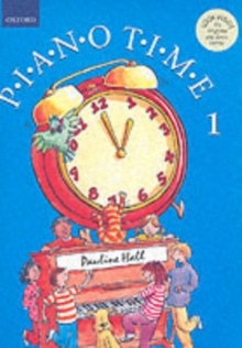 9780193727847 Piano Time 1 Pauline Hall