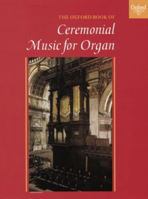 9780193754089 Ceremonial Music Organ