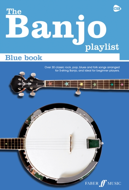 9780571537266 Banjo Playlist Blue Book