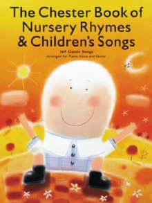 9781844495757 Chester Book Of Nursery Rhymes Childrens Songs