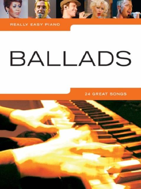 9781846090400really Easy Ballards Piano