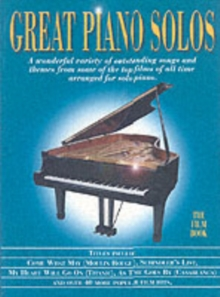 9781846090455 Great Piano Solos Film