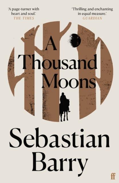 9780571333394 A Thousand Moons Sebastian Barry