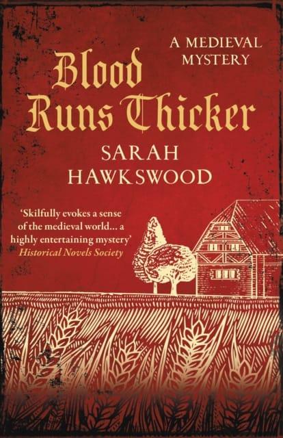 9780749027155 Blood Runs Thicker Sarah Hawkswood