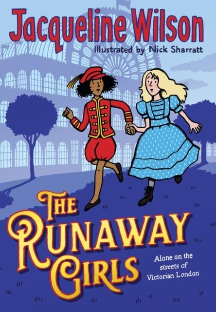 9780857535986 The Runaway Girls Jacqueline Wilson