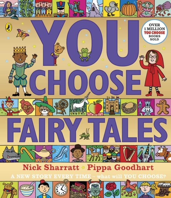 9780241488874 You Choose Fairy Tales Nick Sharratt Pippa Goodhart