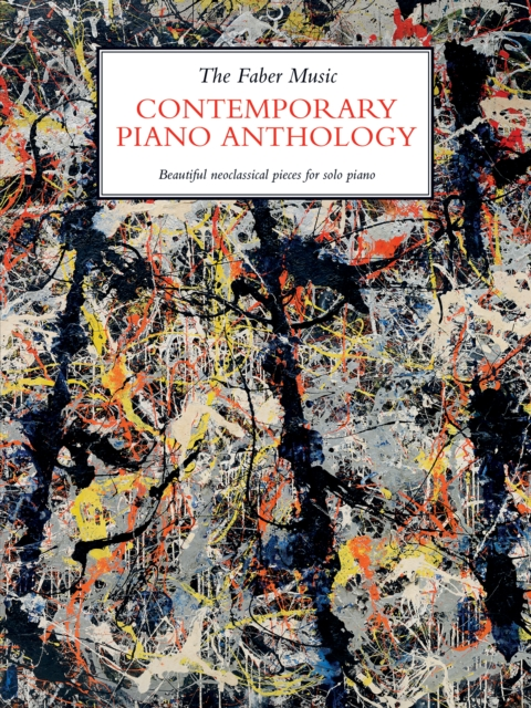 9780571541584 Contemporary Piano Anthology Faber Music