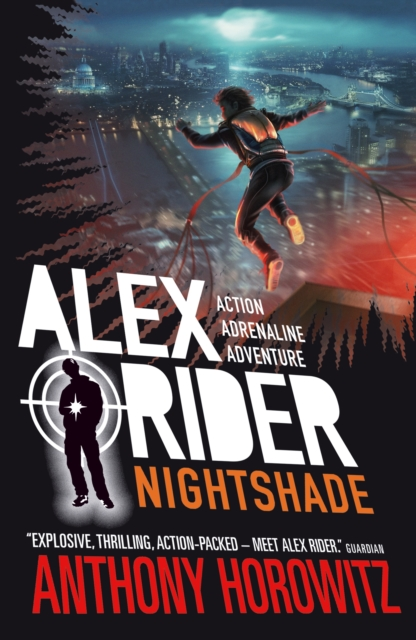 9781406390629alex Rider Nightshade Anthony Horowitz