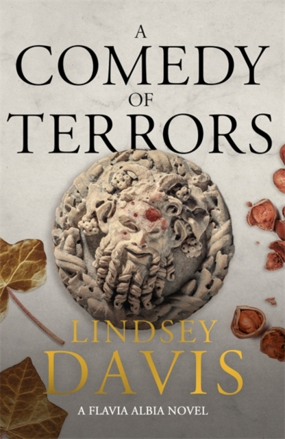 9781529374292 A Comedy Of Terrors Lindsey Davis