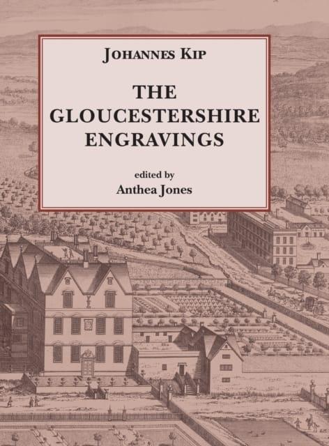 9781906978990 The Gloucestershire Engravings Johannes Kip