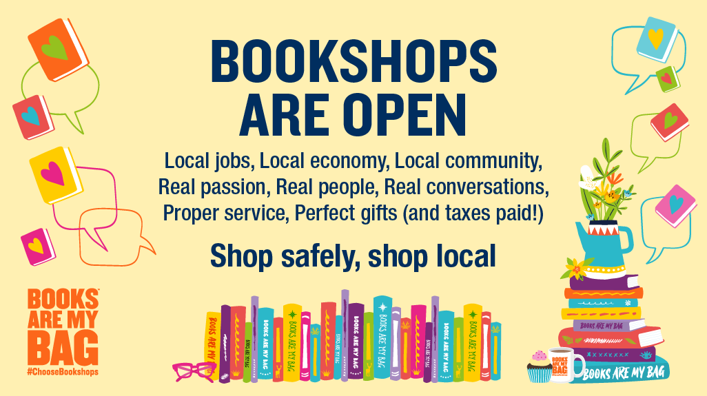 Bookshops Are Open