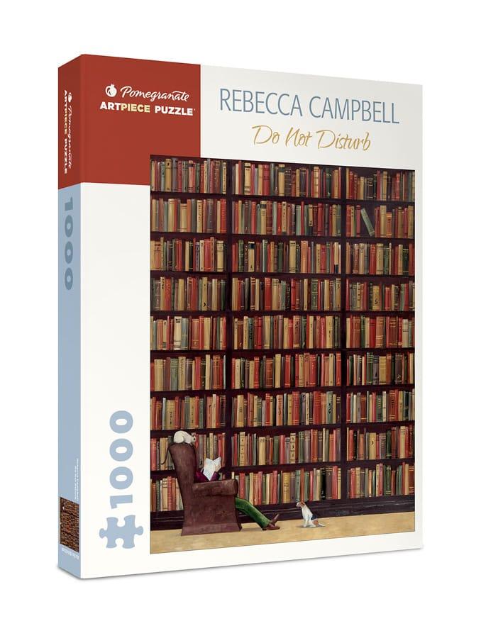 Rebecca Campbell Do Not Disturb 1000 Piece Jigsaw Puzzle