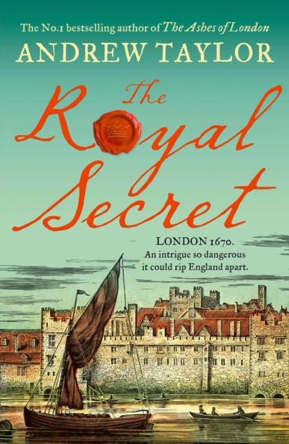 9780008325565 The Royal Secret Andrew Taylor