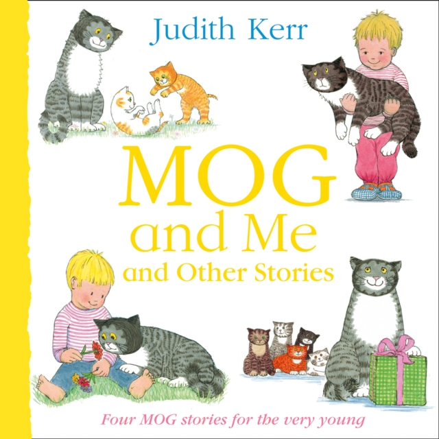 9780008469542 Mog And Me And Other Stories Judith Kerr