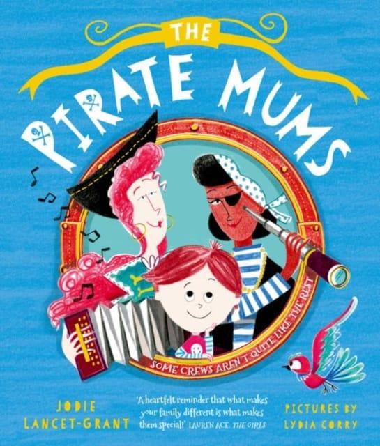 9780192777799 Pirate Mums Lancet Grant