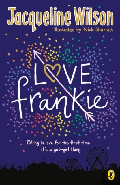 9780552577915 Love Frankie Jacqueline Wilson
