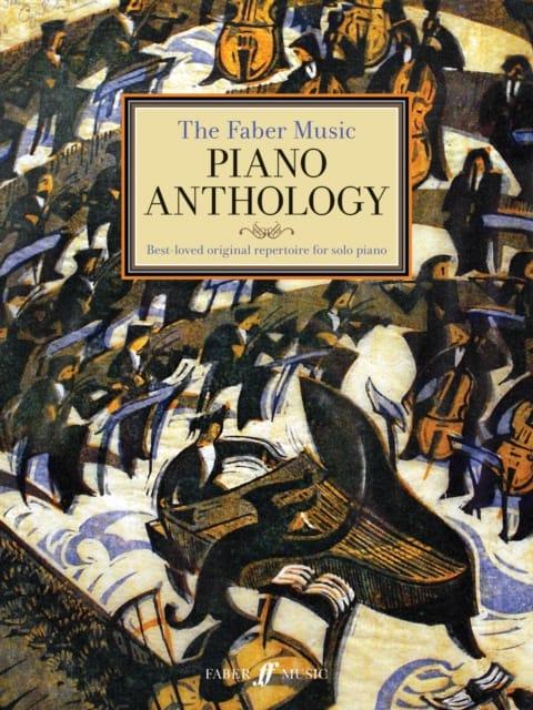 9780571539574 Piano Anthology Faber