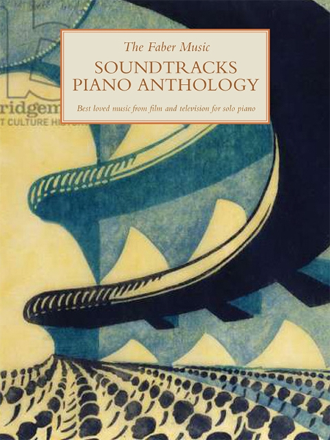 9780571541201 Soundtracks Piano Anhology Faber
