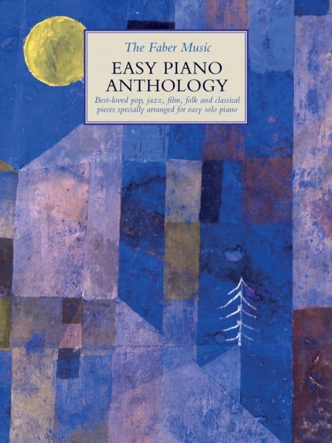 9780571541218 Easy Piano Anthology Faber