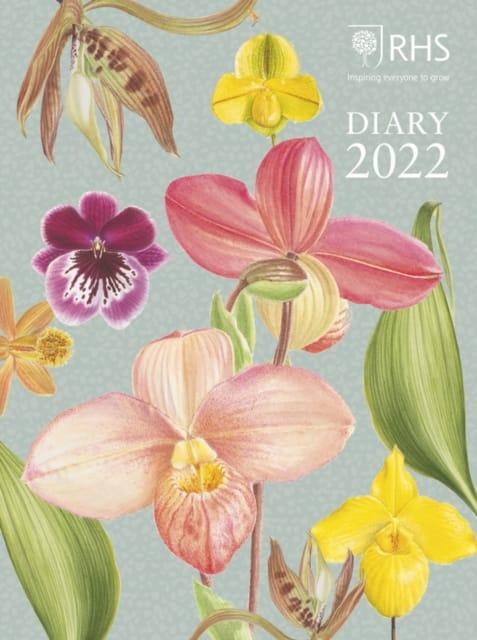 9780711262164 Rhs Desk Diary 2022