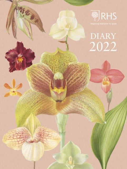 9780711262201 Rhs Diary 2022
