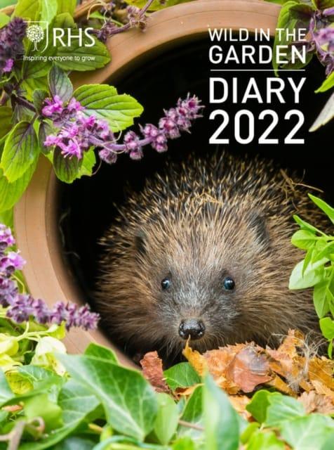9780711262225 Rhs Wild In The Garden Diary 2022