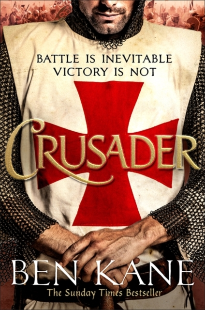 9781409197799 Crusader Ben Kane