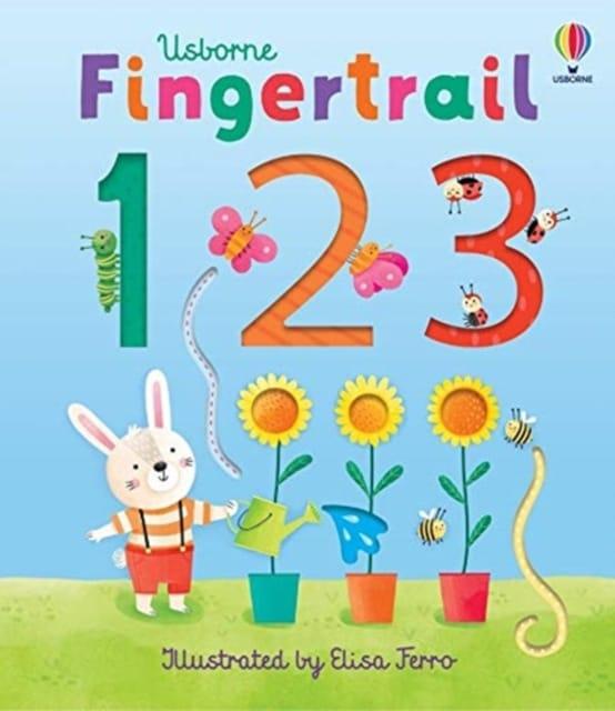 9781474986632 Fingertrail 1 2 3