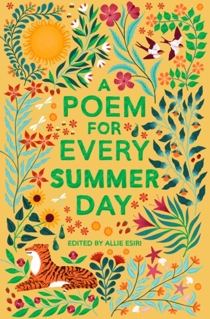 9781529045246 A Poem For Every Summer Day Allie Esiri