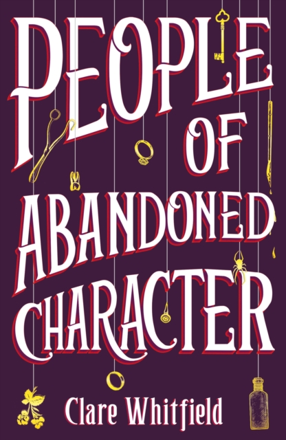9781838932756 People Of Abandoned Character Clare Whitfield