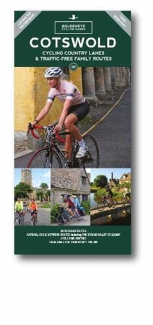 9781859652831 Cotswold Cycling Country Lanes And Traffic Free Family Routes