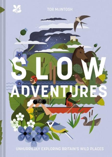 9781911657293 Slow Adventures Tor Mcintosh