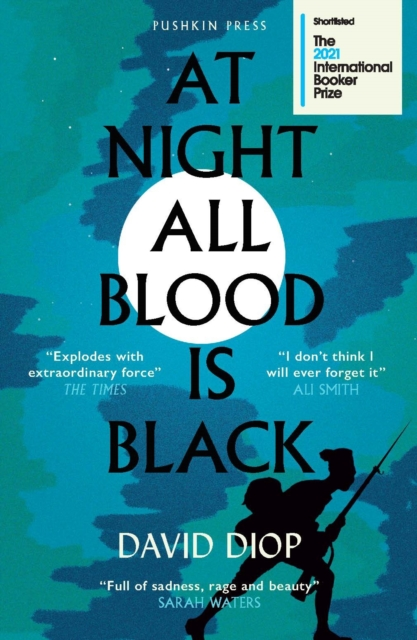 9781782277538 At Night All Blood Is Black David Diop