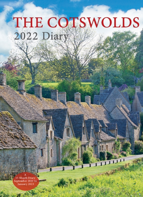 9781912584468 Cotswolds 2022 Diary