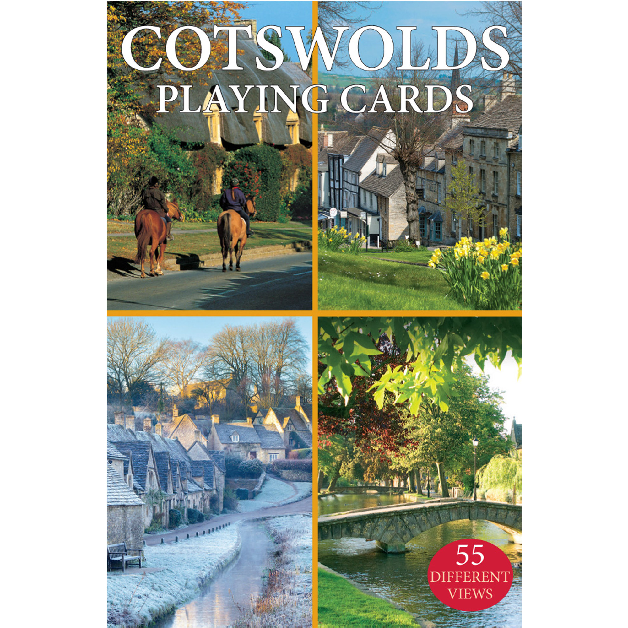 Cotswold Playing Cards