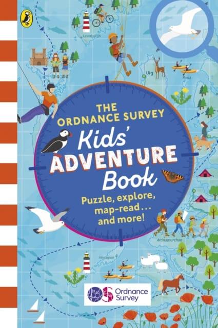 9780241480793 Ordnance Survey Kids Adventure