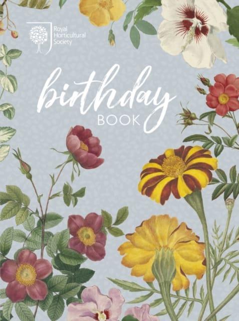9780711239463 Rhs Birthday Book