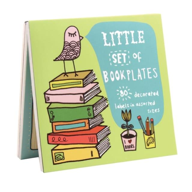 9780735328334 Little Book Plates