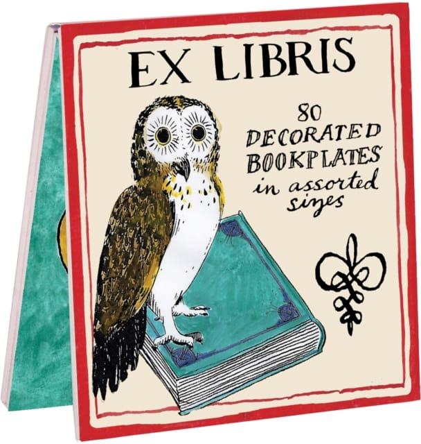 9780735339828 Ex Libris Bookplates