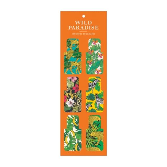 9780735357730 Wild Paradise Magnetic Bookmark
