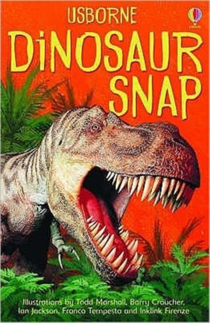 9780746064139 Dinosaur Snap Cards